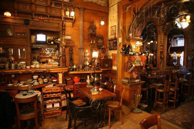 Sarajevo - kafe bar Zlatna Ribica 6