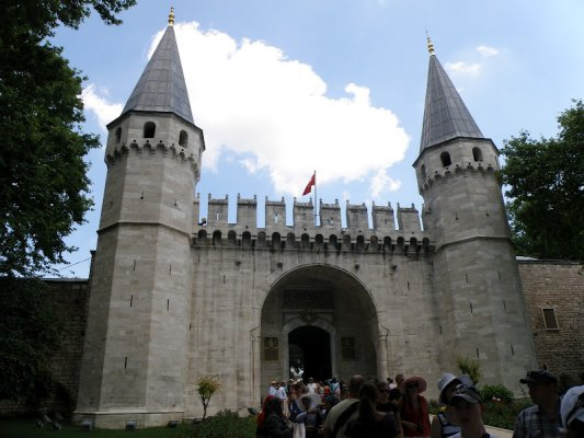 Palata Topkapi / Topkapı Sarayı  Furaj.ba