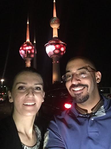 Američko druženje u Kuvajtu