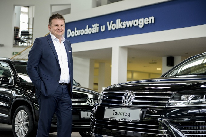 Alex Vaszi Direktor Porsche Bh Vizionar U Poslovanju