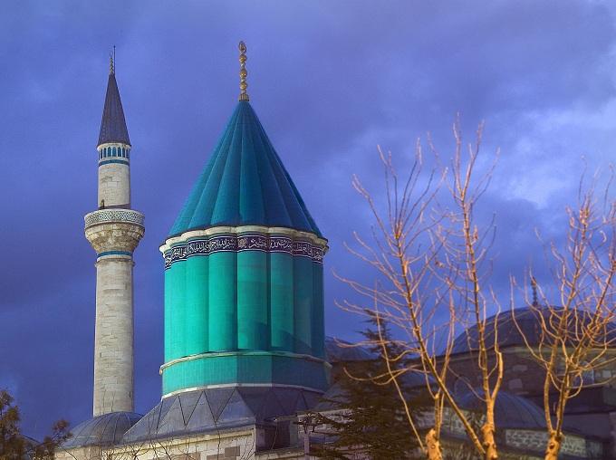 foto TC Mevlana Türbesi,Konya - Copy