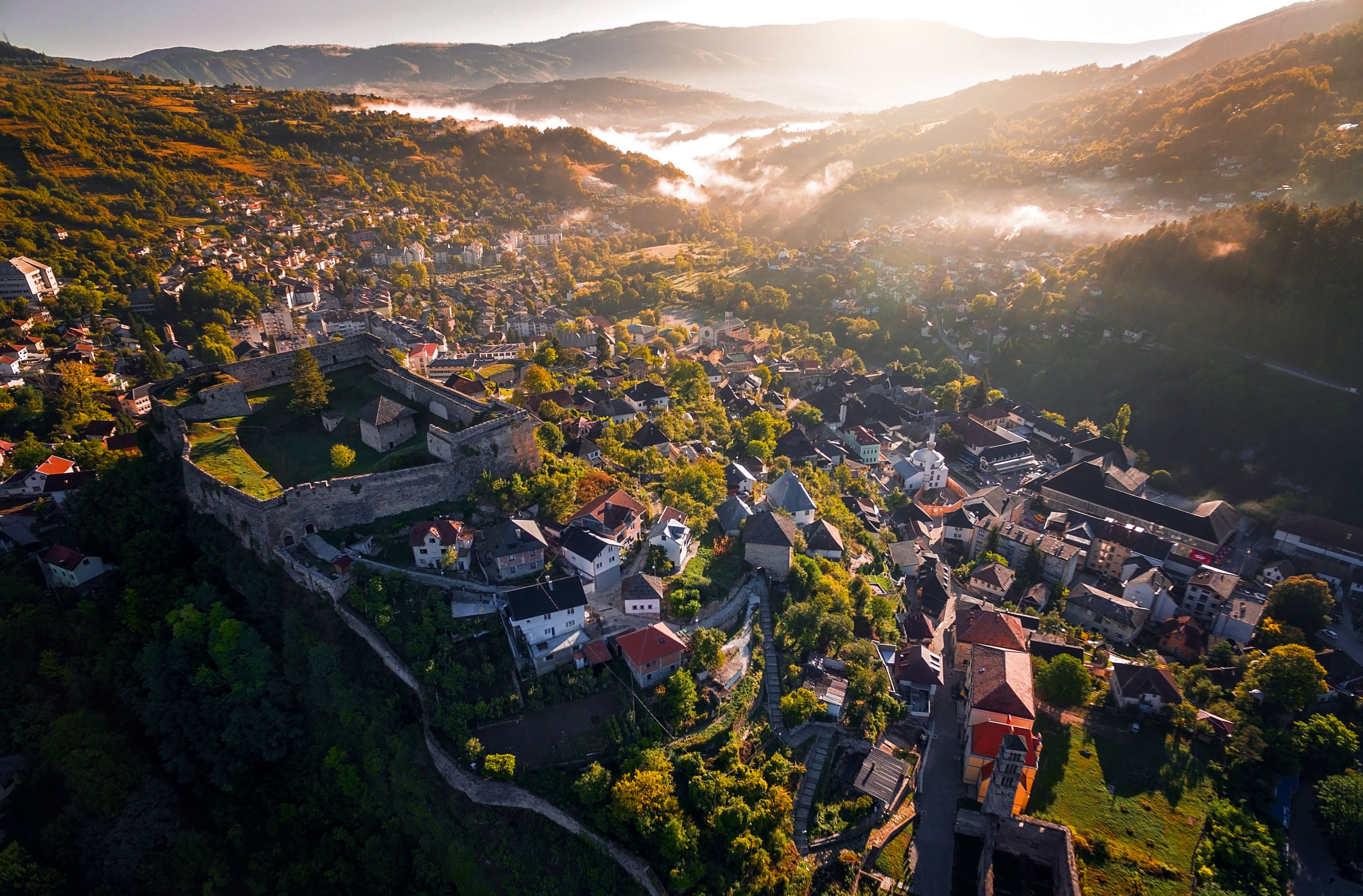 Jajce, Timeless City | Furaj.ba