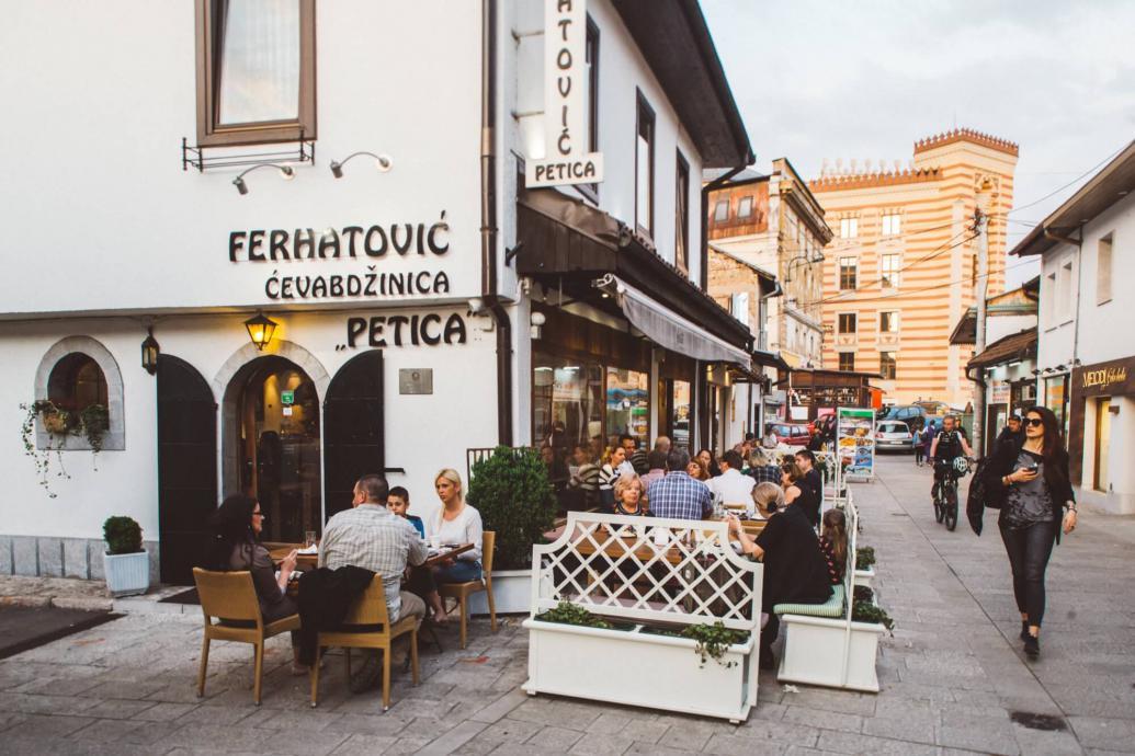 Ćevapi Sarajevo
