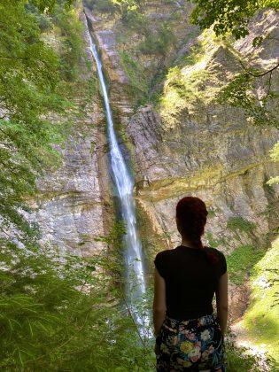 Sutjeska Vodopad Skakavac