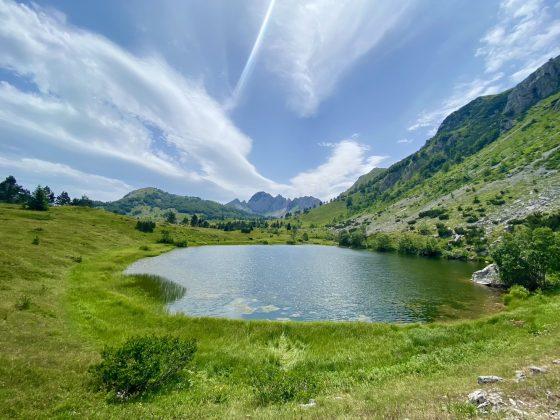 Gornje Bare NP Sutjeska