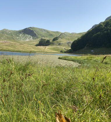 Jugovo jezero Sutjeska
