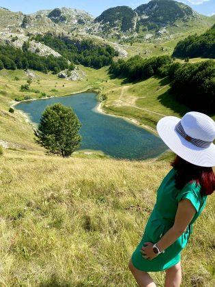 Orlovačko jezero Sutjeska